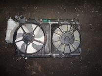 Радиатор охлаждения для honda fit jazz GD1