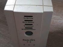 Стабилизатор (ибп) APC Back-UPS CS350