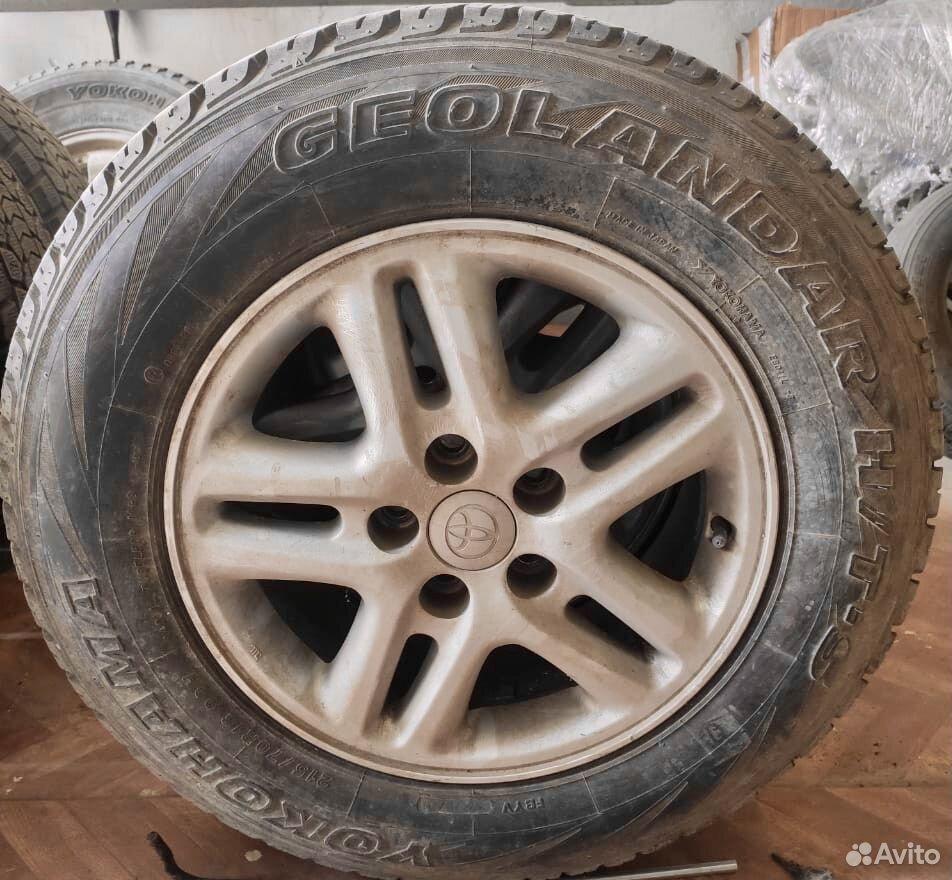 Комплект колес на литых дисках  89622855648 купить 1