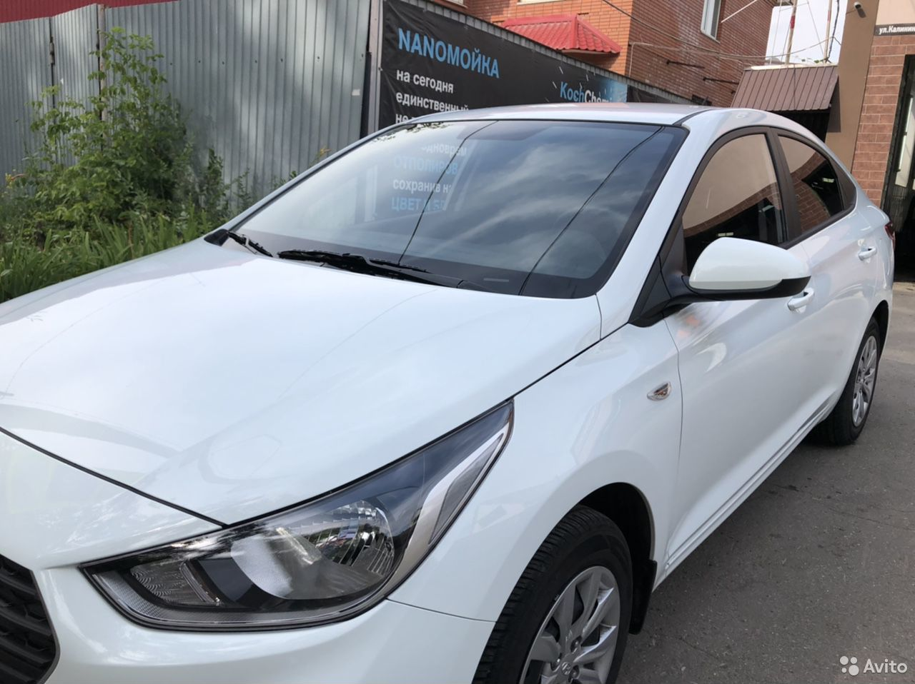 Hyundai Solaris, 2019