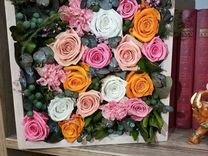 Франшиза по продаже стабилизированных цветов
