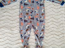 Пижама слип сarter's 3 года Новая