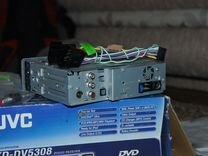 Магнитола JVC KD-DV5308