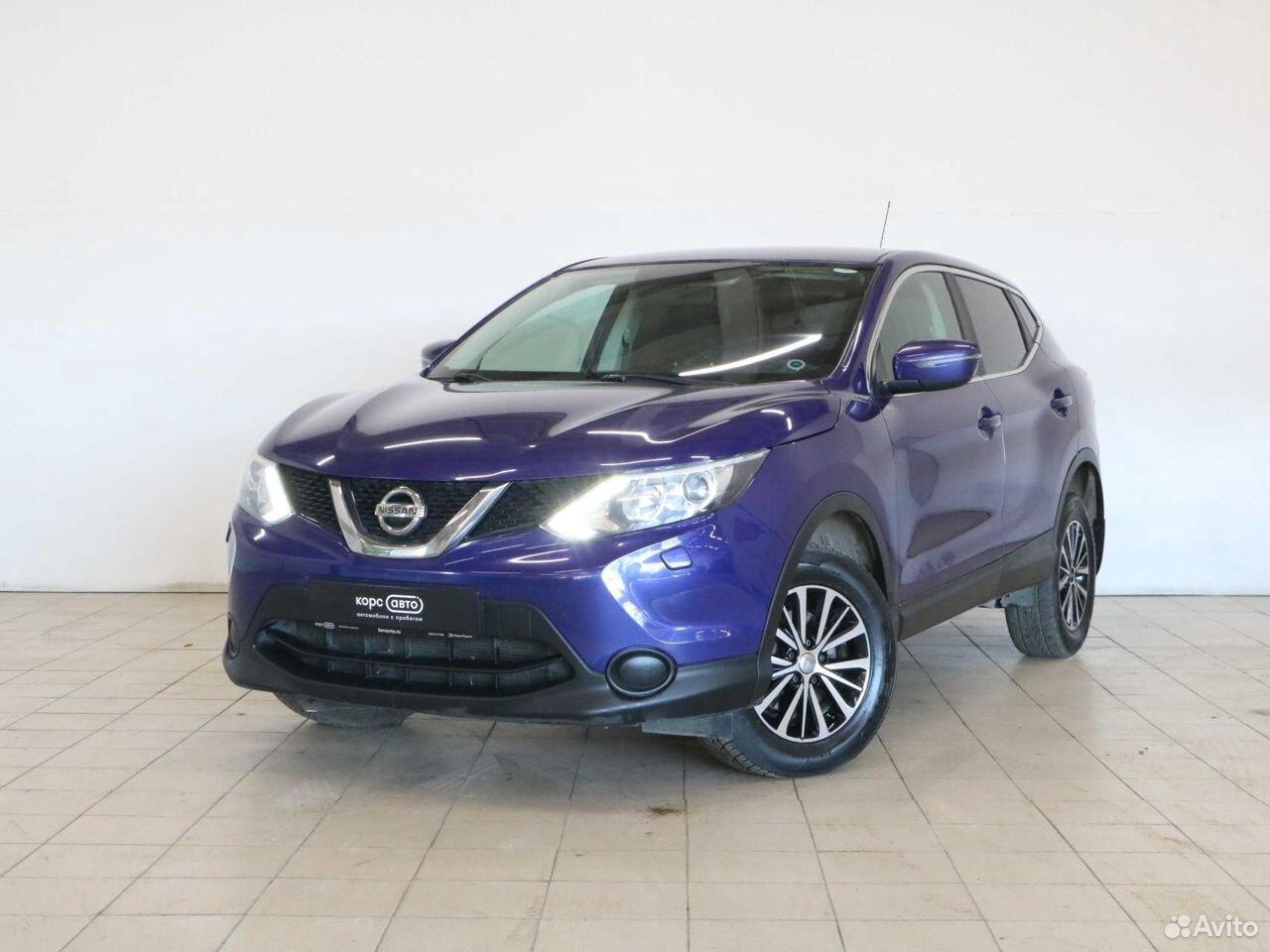 Nissan Qashqai, 2014  84872337205 купить 1