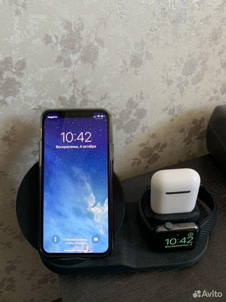 Зарядное устройство 3 в одном для Apple  89610500023 купить 1