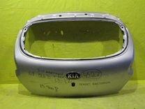 Крышка багажника Kia ceed 13-18г 4527