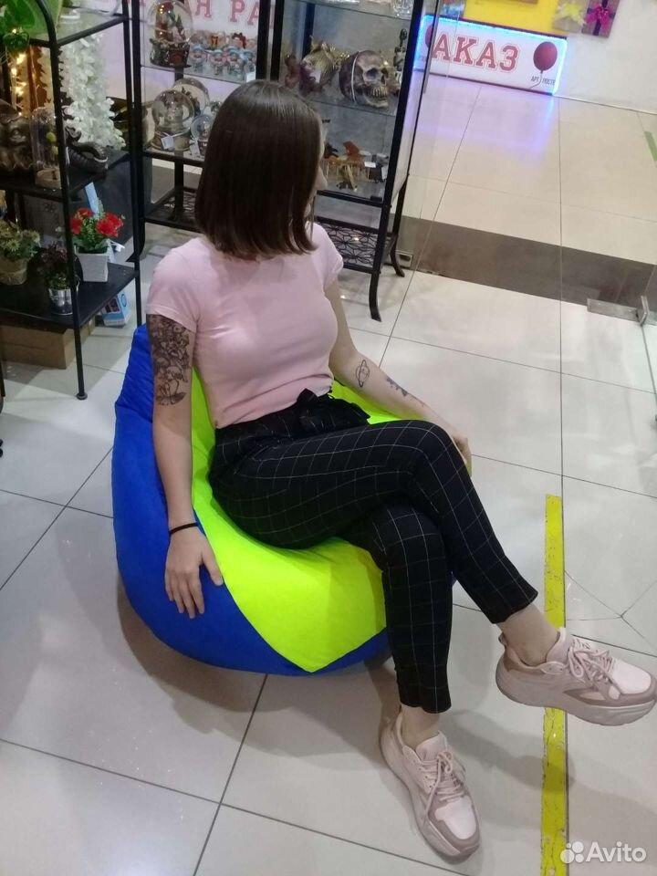 Кресло мешок Капля Малая нейлон  89068516983 купить 2