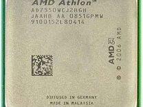 Intel Pentium G6950+AMD+775