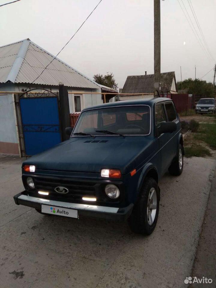 LADA 4x4 (Нива), 2002  89524272900 купить 1
