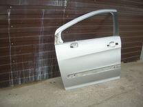 Peugeot 308 07-15 Дверь передняя левая