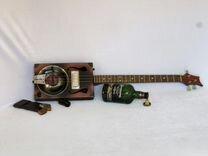 Сигарбокс гитара