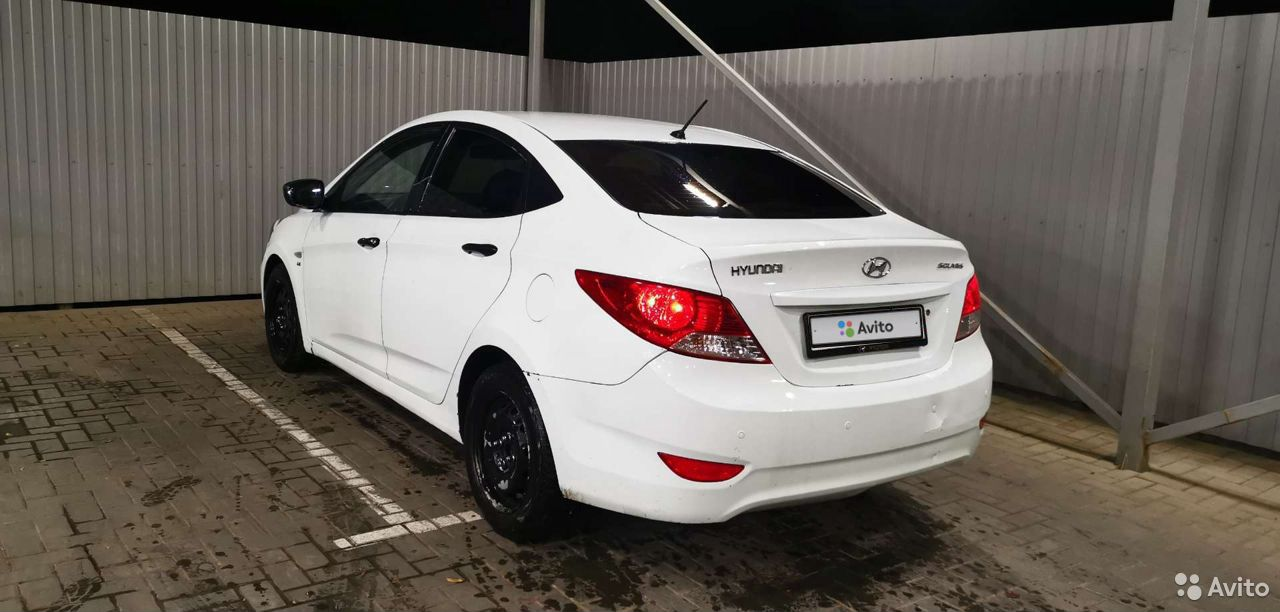 Hyundai Solaris, 2012  89584716924 купить 2