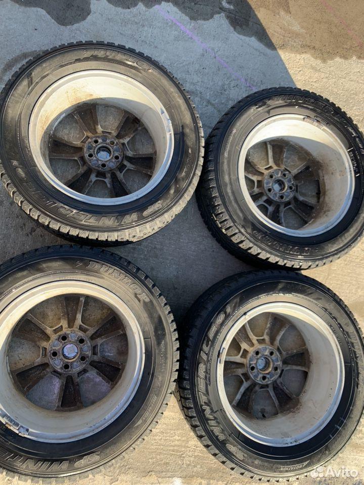 Колеса Тойота Харриер  89025665844 купить 9