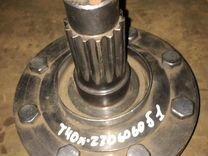 Т40А-2306060-Б1 Ось колеса Т-40 с щитком