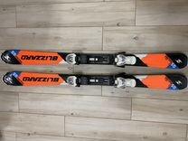 Горные лыжи слалом blizzard 120 junior