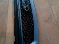 Решётка радиатора Форд Фокус 2.05-08г.под покраску