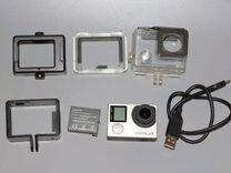 Камера GoPro Hero 4 Silver