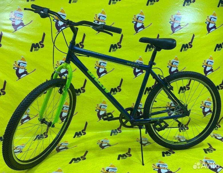 Велосипед Altair MTB ht 26 1.0  89233159000 купить 3