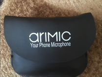 Петличный микрофон Airmic