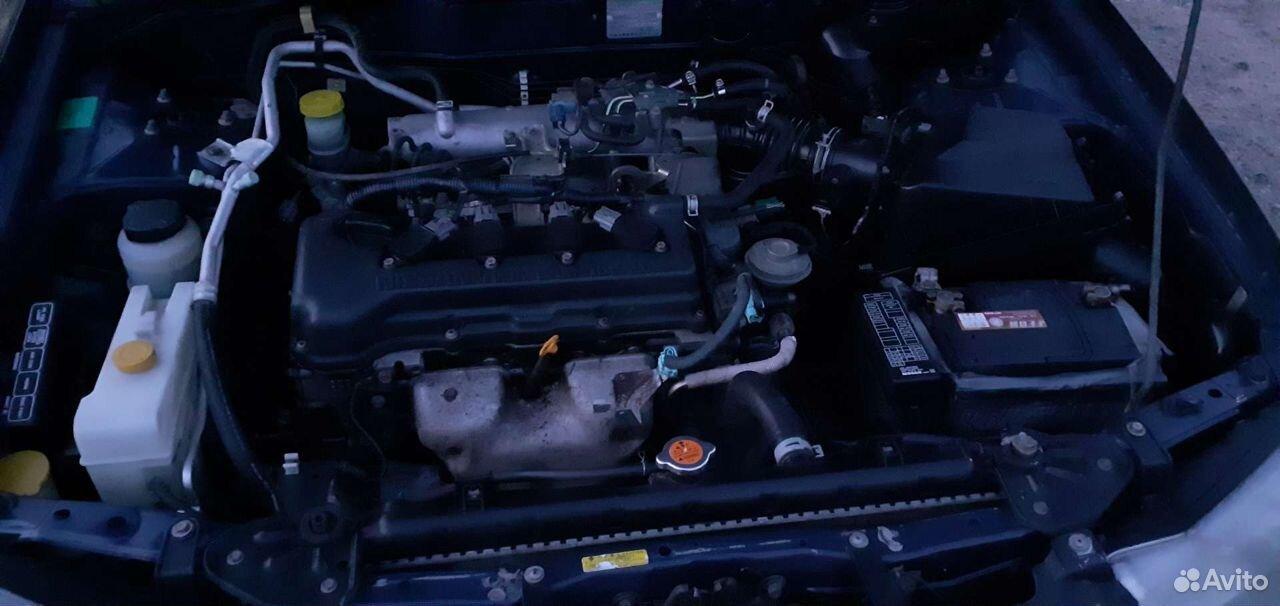Nissan Bluebird Sylphy, 2001  89682726632 купить 7