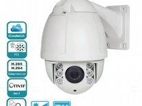 Продам IP поворотную камеру видеонаблюдения