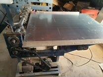 Станок продольной резки листового металла