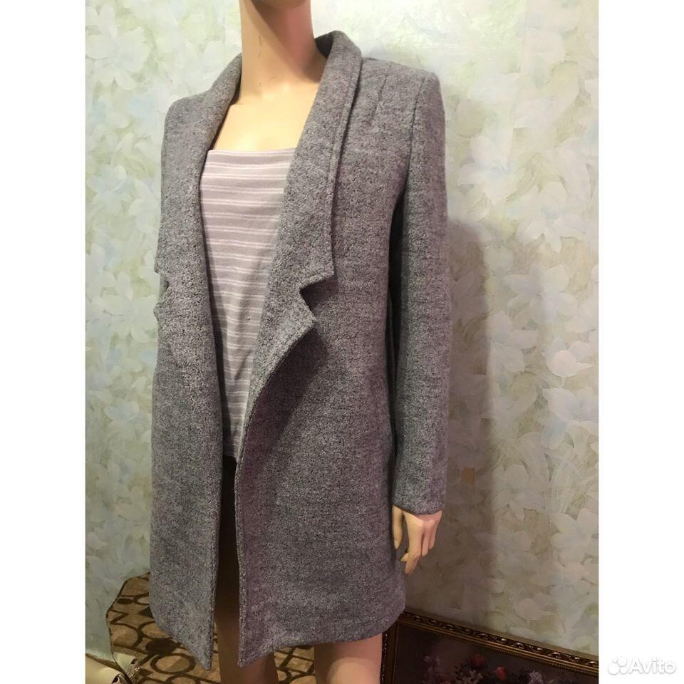 Пальто осенние новые  89004430340 купить 7