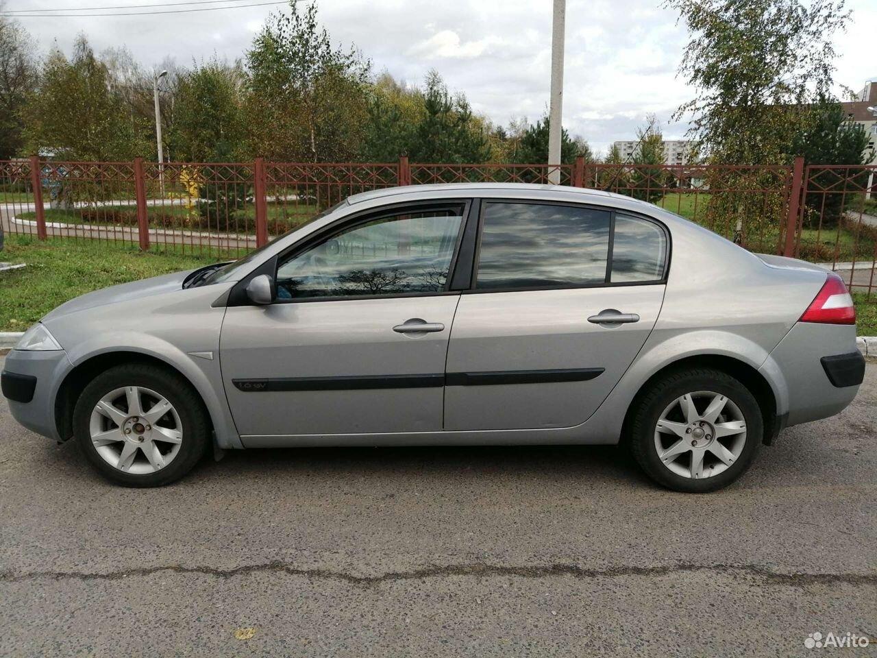 Renault Megane, 2004  89092668411 купить 2