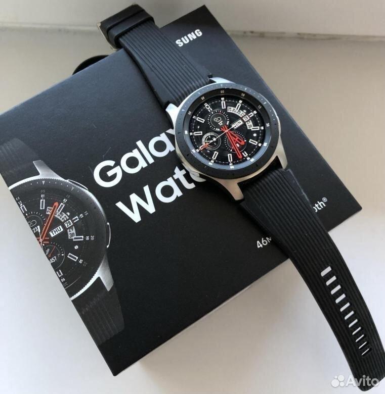 Samsung Watch 46 Silver  89383099499 купить 1