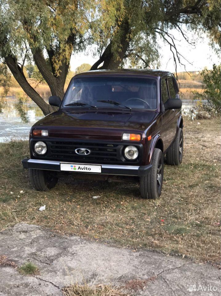 LADA 4x4 (Нива), 2012  89038733660 купить 6