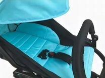 Yoya лёгкая компактная коляска на плечо в самолет