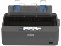 Новый матричный принтер Epson LX-350