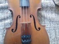 Скрипка немецкая мануфактура