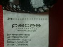 Комбинезон летний Pieces женский р. L — Одежда, обувь, аксессуары в Санкт-Петербурге