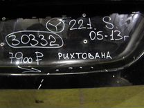 Крышка багажника Mercedes 221 S 05-13г 30332