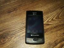 Телефон LG-P-520
