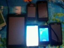 Телефоны и планшет на запчасти