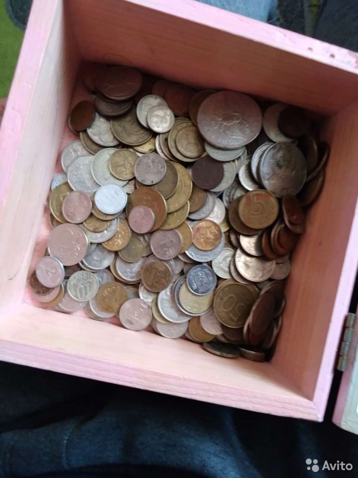 Монеты Колекционные