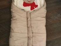 Одеяло конверт в коляску