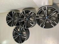 Оригинальные разноширокие R-20 BMW Style 433