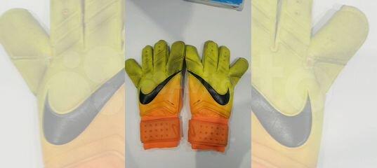 e99732cb Вратарские перчатки Nike GK Vapor Grip 3 купить в Краснодарском крае на  Avito — Объявления на сайте Авито