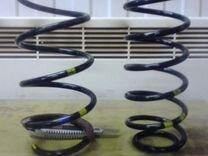 Пружины оригинал на Kia Rio 3, Hyundai Solаris