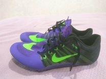 Шиповки Nike Jafly 2 для спринта 43 размер