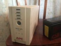 Ибп APC Back-UPS BK500-RS