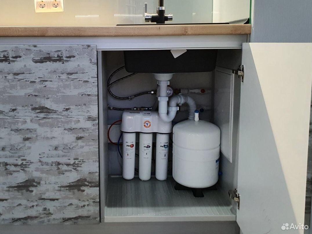 Фильтр для воды Аквафор Osmo Pro