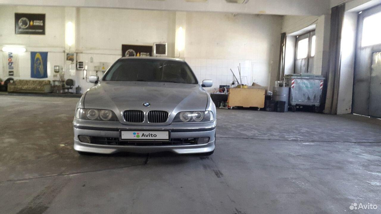 BMW 5 серия, 1998  89644646094 купить 1