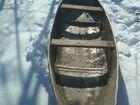 Продаю лодку алюминевую