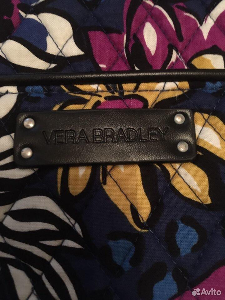 Женская сумка Vera Bradley новая  89122145482 купить 5