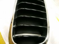 Решетка радиатора bmw x6 ноздри