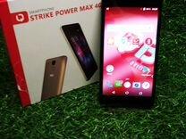 Смартфон BQ 5510 Strike Power Max 4G (Лб80а)
